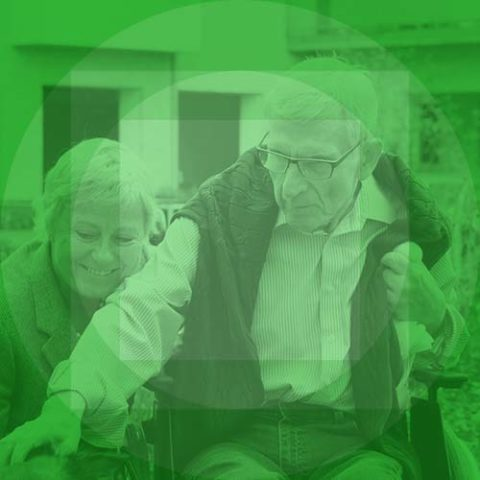Personen med demens